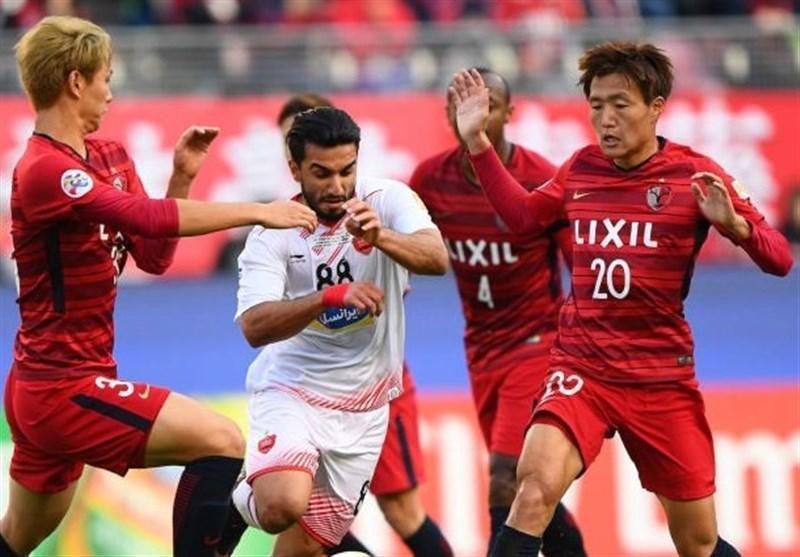 ادموند بزیک: پرسپولیس مقابل کاشیما آنتلرز به آب و آتش نزد، بازیکنان در نیمه دوم ناخواسته عقب کشیدند