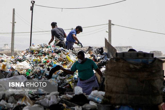 هر همدانی روزانه چقدر زباله فراوری می نماید؟