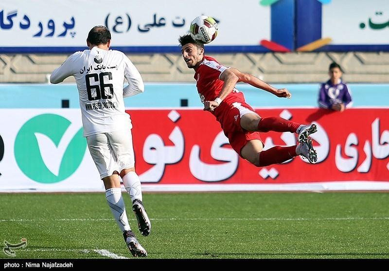 لیگ برتر فوتبال، پیروزی پدیده، نساجی و پیکان در نیمه نخست
