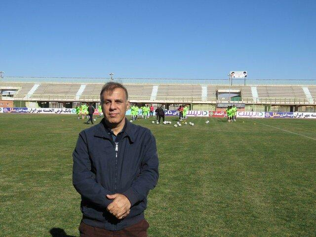 مدیرعامل مس کرمان: نتایج ضعیف علت قطع همکاری با دست نشان بود، به لیگ برتر صعود می کنیم