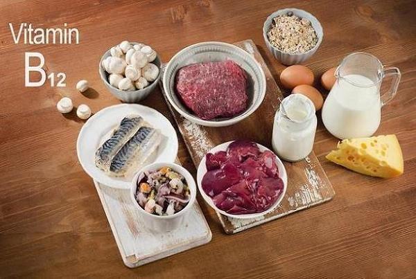 مسائل کمبود ویتامین B12 در بروز ضعف و خستگی