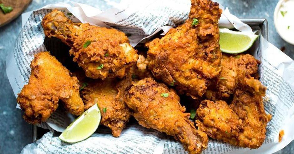 طرز تهیه لذیذترین مرغ سوخاری دنیا با آرد سوخاری بدون گلوتن