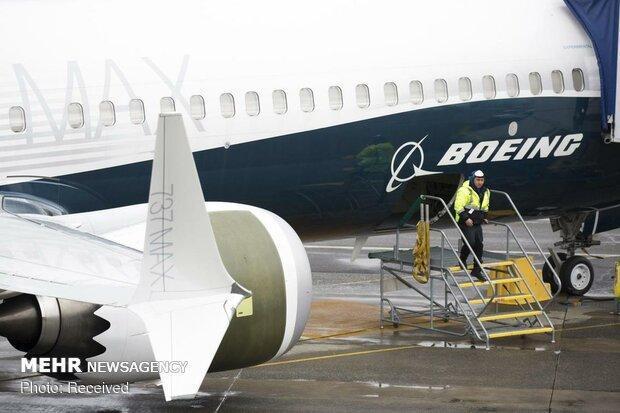 بوئینگ تحویل هواپیماهای 737 مکس 8 جدید را متوقف کرد