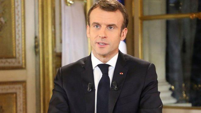 &shyسفر رئیس جمهوری فرانسه به لهستان لغو شد