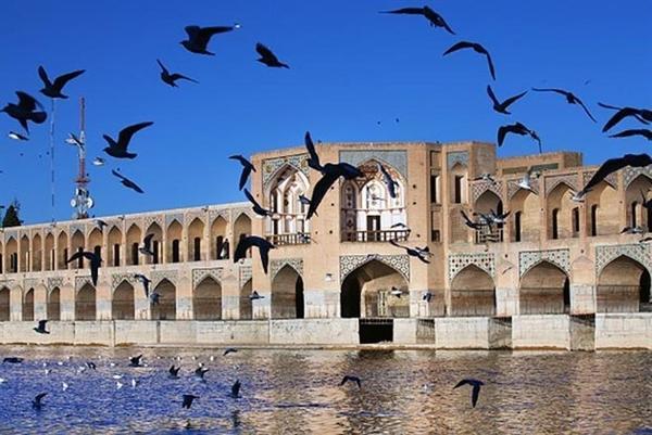 رزرو 100 درصدی اقامتگاه های گردشگری اصفهان