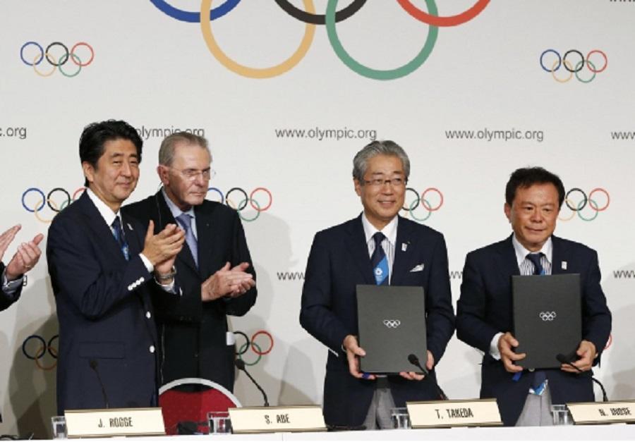 رئیس کمیته المپیک ژاپن کناره گیری می نماید