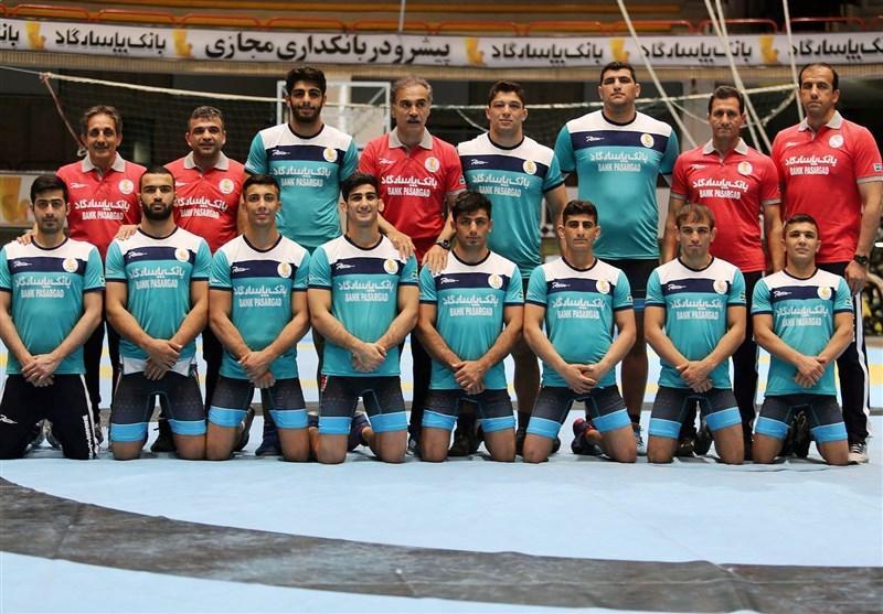 کشتی فرنگی زیر 23 سال قهرمانی آسیا، تیم ایران پس از سفری 24 ساعته به اولان باتور رسید