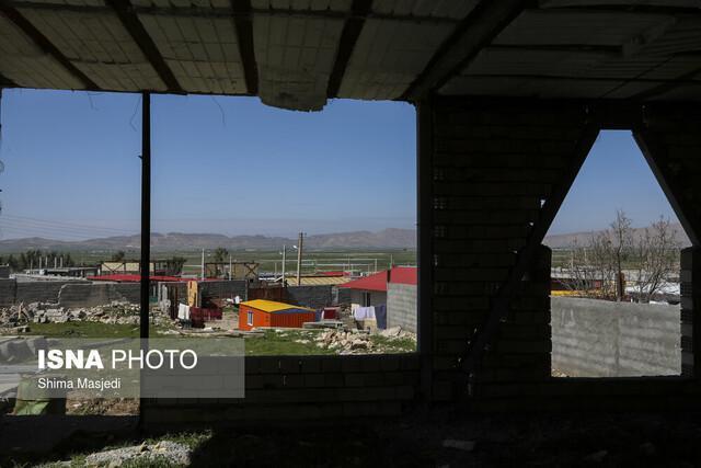 زلزله ارزوئیه خسارتی در پی نداشته است