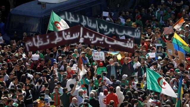 الجزایری ها امروز با شعار تغییر ریشه ای نظام به خیابان ها می آیند