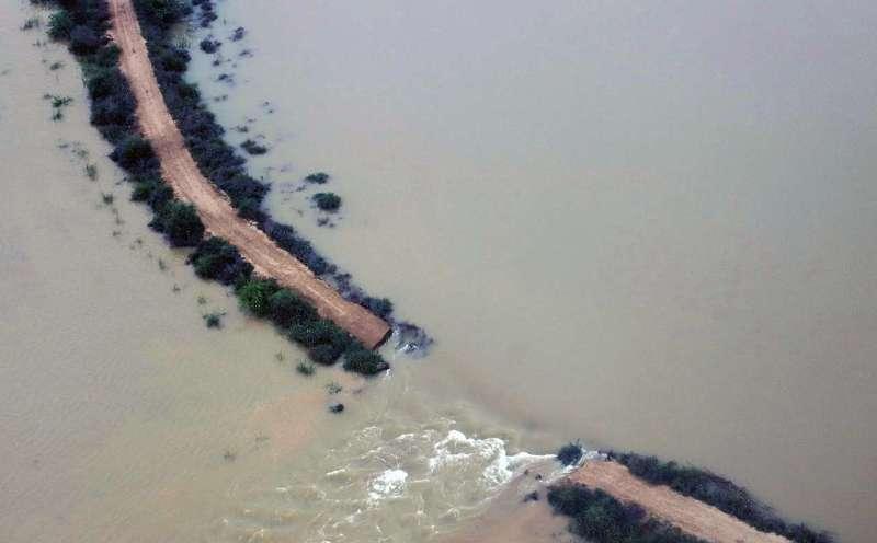 سهم لایروبی در کنترل سیلاب تا چه اندازه است؟