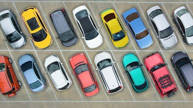 پولی شدن معابر منطقه 2 تهران برای پارک خودروها ، جزییات و اسامی خیابان ها