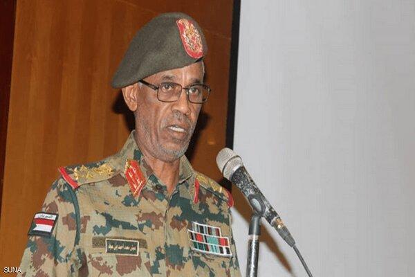 نخستین تصمیم رئیس شورای نظامی انتقالی سودان بعد از ادای سوگند