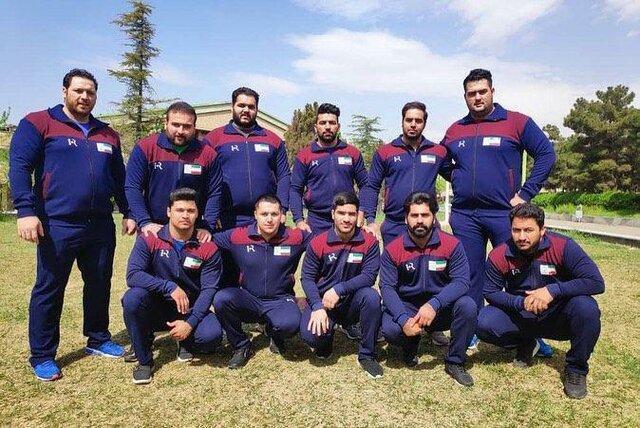 اعزام اولین گروه تیم ملی وزنه برداری ایران به قهرمانی آسیا