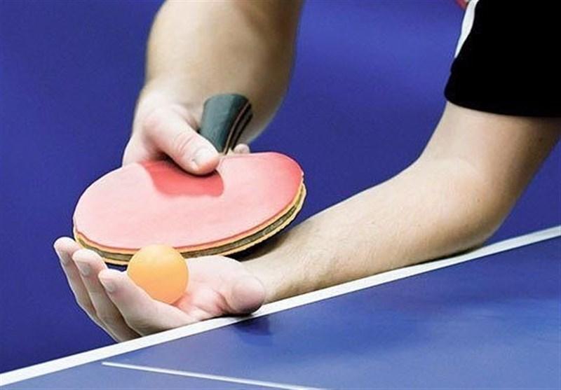 تنیس روی میز قهرمانی دنیا، فزونی امیرحسین هدایی در گام نخست