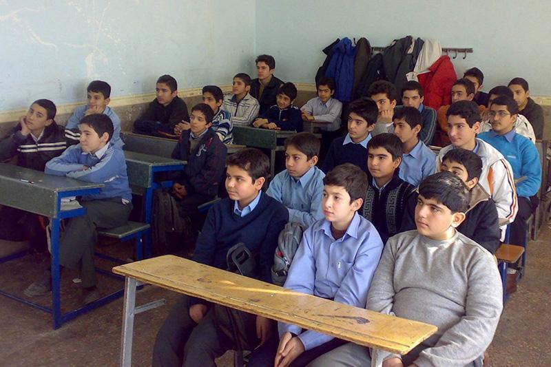 البرز هفت هزار کلاس درس کم دارد