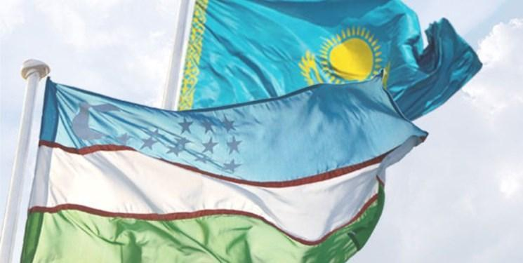ساخت مرکز بین المللی تجاری در مرز ازبکستان و قزاقستان
