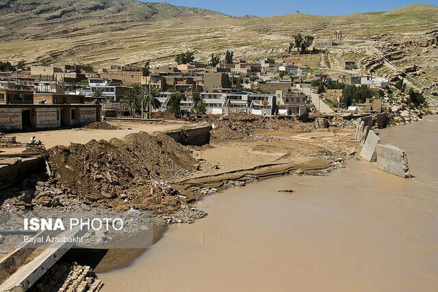 افتتاح پل معلق ملاوی پلدختر با حضور وزیر ورزش و جوانان