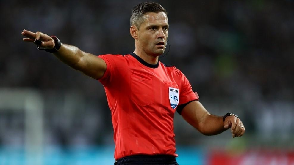 داور فینال لیگ قهرمانان اروپا مشخص شد