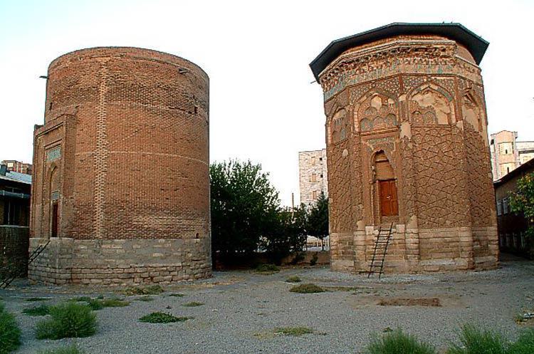 تاکید بر مرمت و بازسازی دو اثر تاریخی در مراغه