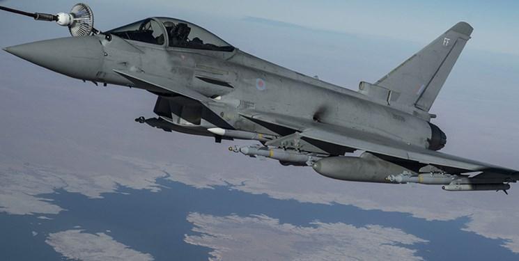 جنگنده های بریتانیا هواپیماهای نظامی روسیه را رهگیری کردند