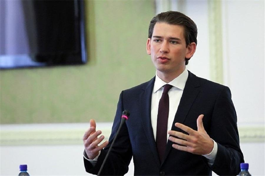 کورتس: انتخابات زودهنگام اتریش در اولین فرصت برگزار می گردد