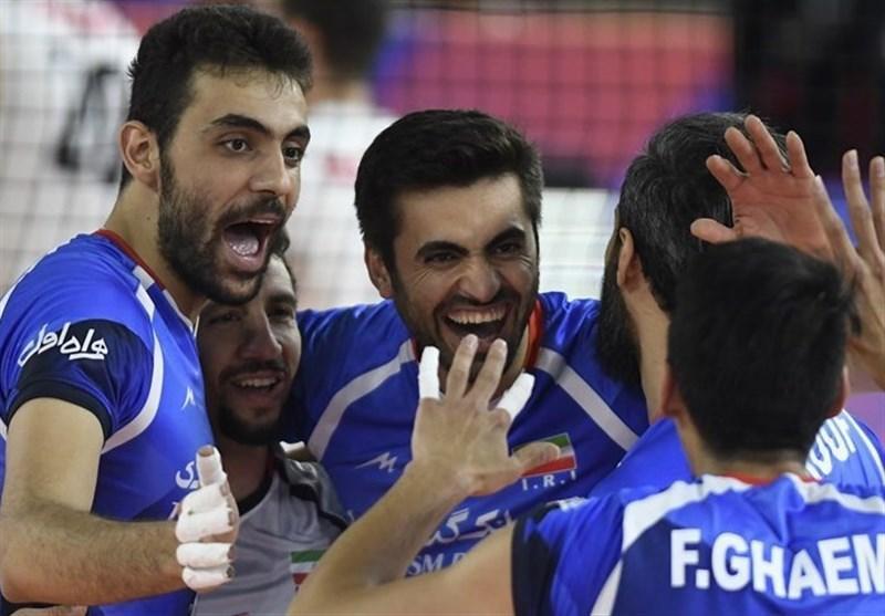 2 رکورد جالب ایران در لیگ ملت های والیبال