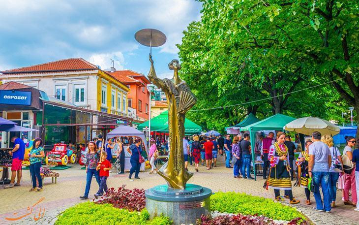 برنامه سفری 10 روزه به بلغارستان