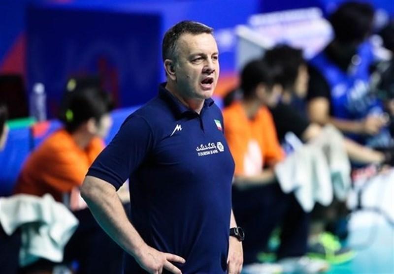 کولاکوویچ: از نتیجه بازی مقابل برزیل راضی نیستیم