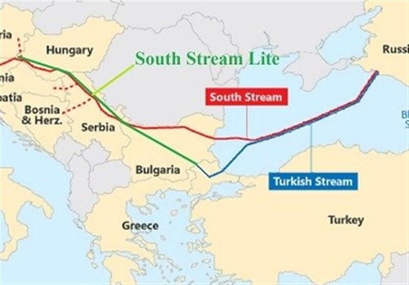 مجارستان به کریدور انتقال گاز جریان ترکیه پیوست