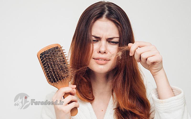 7 راه مؤثر در کاهش ریزش مو