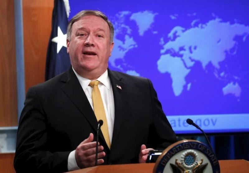 پامپئو: ترامپ خواهان جنگ با ایران نیست