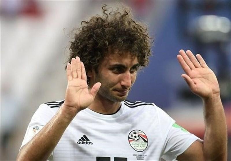 جام ملت های آفریقا، صلاح، مهاجم اخراجی مصر را به اردوی کشورش برگرداند!