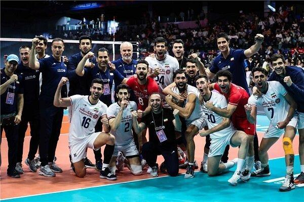 نتایج کامل روز دوم و جدول رده بندی، ایران در صندلی سوم