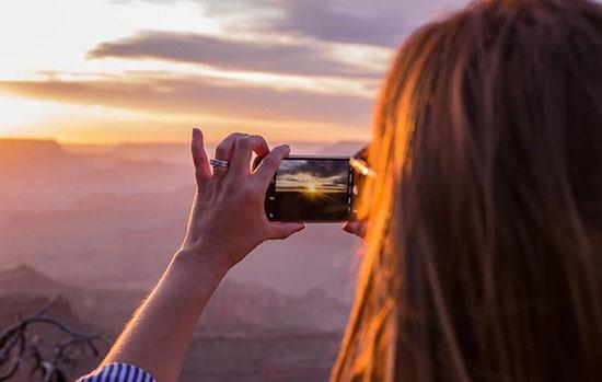 چگونه با گوشی خود عکس های حرفه ای بگیریم؟