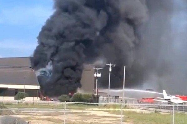 سقوط هواپیما در استرالیا با 2 کشته