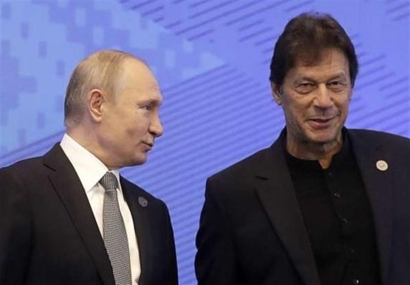 پوتین از عمران خان برای سفر به روسیه دعوت کرد