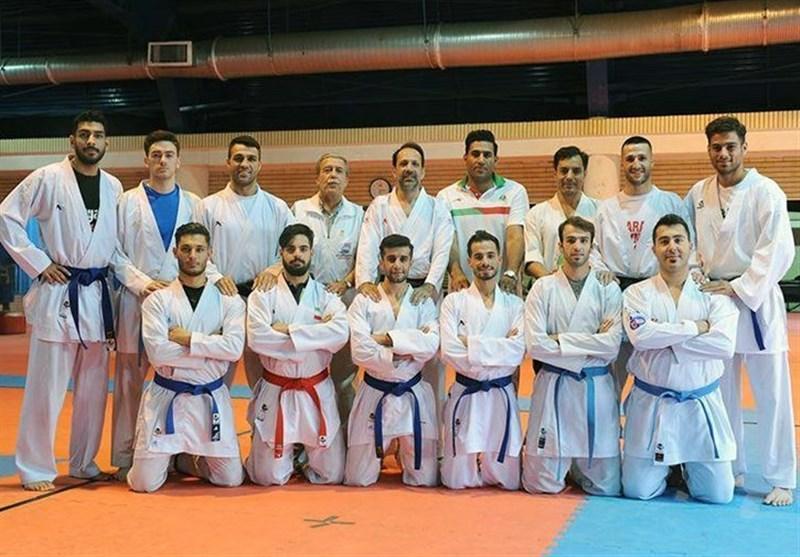 کاراته قهرمانی آسیا، ملی پوشان ایران امروز راهی ازبکستان می شوند