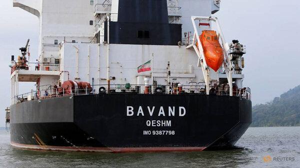 ادعای رویترز در مورد وضعیت دو کشتی باربری ایران در برزیل