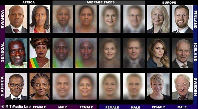 نژاد پرستی در فناوری های تشخیص هم نفوذ نموده است