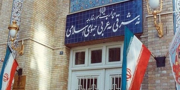 وزارت خارجه: ظریف و دستگاه دیپلماسی با تمام توان به انجام ماموریت و رسالت خود ادامه می دهند