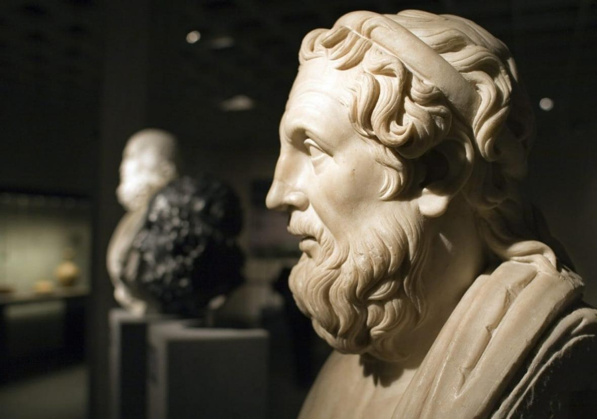 هومر؛ مشهورترین شاعر یونان باستان