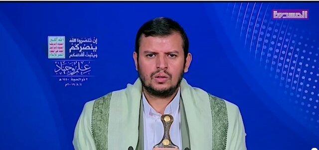 رهبر انصارالله: به امارات توصیه می کنم که وعده اش برای خروج از یمن صادقانه باشد