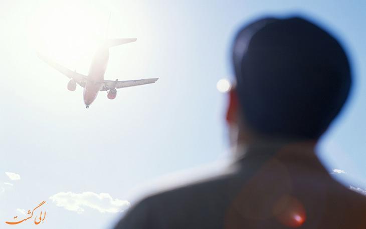 قوانین عجیبی که باعث اخراج شما از هواپیما می گردد