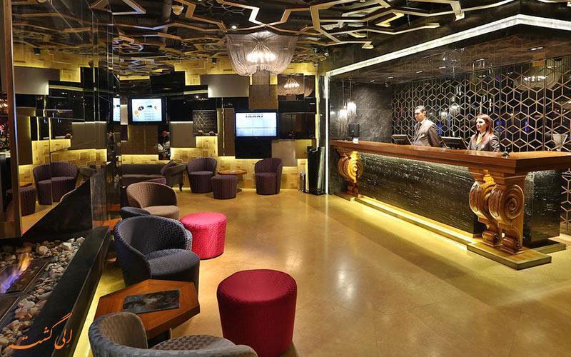 معرفی هتل زوریخ استانبول ، 4 ستاره