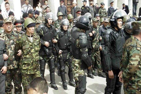 پلیس قرقیزستان به منزل رئیس جمهوری پیشین این کشور یورش برد