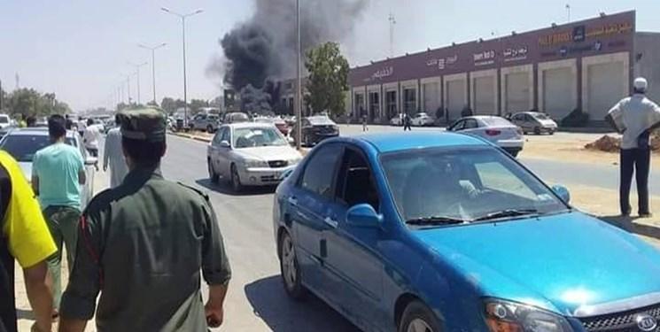 انفجار خودروی بمب گذاری شده در بنغازی لیبی 3 کشته برجای گذاشت