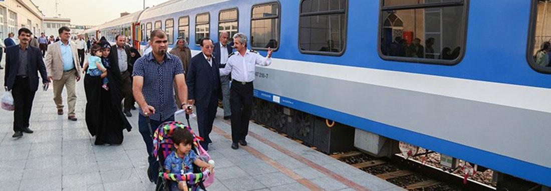 قطار گردشگری همدان راه اندازی شد ، تورهای دو روزه همدان با قطار گردشگری فراهم می گردد