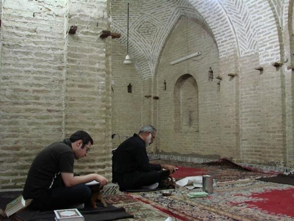ثبت ملی مسجد حاج علی حاج علی اکبر شوشتر