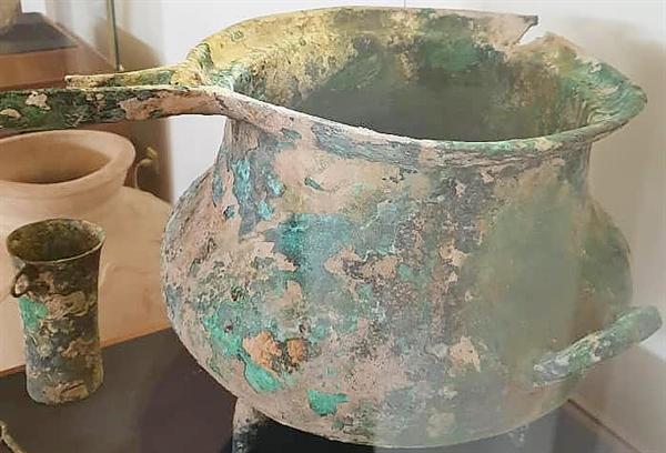 نمایش اشیای منحصربفرد فرهنگی- تاریخی فارس در موزه ملی