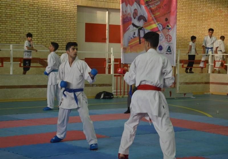 نخستین مرحله اردوی تیم ملی کاراته در گلستان برگزار می گردد